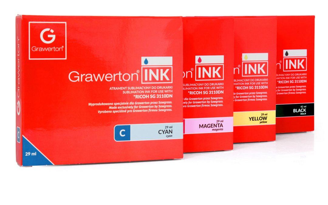 Grawerton, boja za sublimaciju, Ricoh 3110 DN